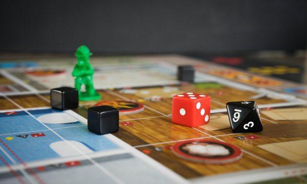 Mécaniques et catégories des jeux de société