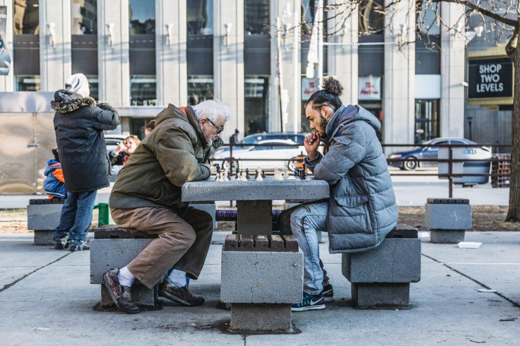 Jeux de société pour jouer dans la rue