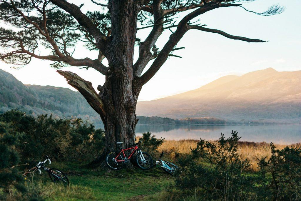 Irlande balade en vélo