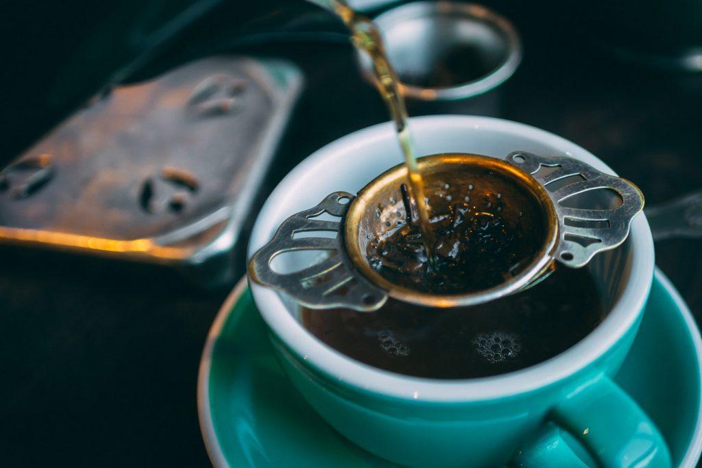 Bien faire le thé en vrac