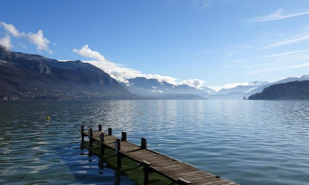 Annecy, mon rêve éveillé