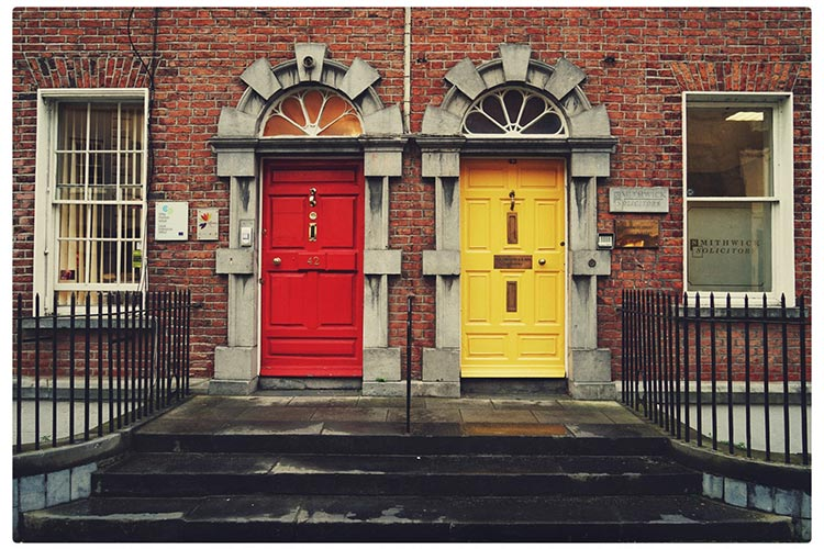 Dublin capitale d'Irlande #Sandy. LE BLOG